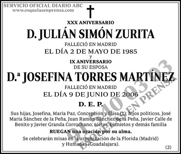 Julián Simón Zurita